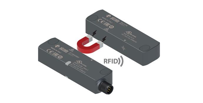 Capteurs de sécurité RFID ST H